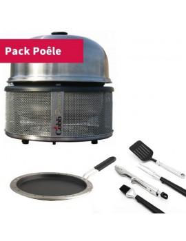 Pack Poêle : pour tout saisir partout !