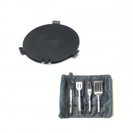Pack Accessoires Grill-Plancha : sublimes grillades !