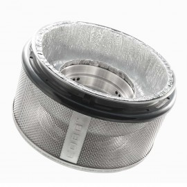Bols jetables en aluminimum (par 6)