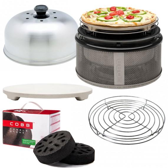 Pack pizza : tout pour réussir ses pizzas au Cobb