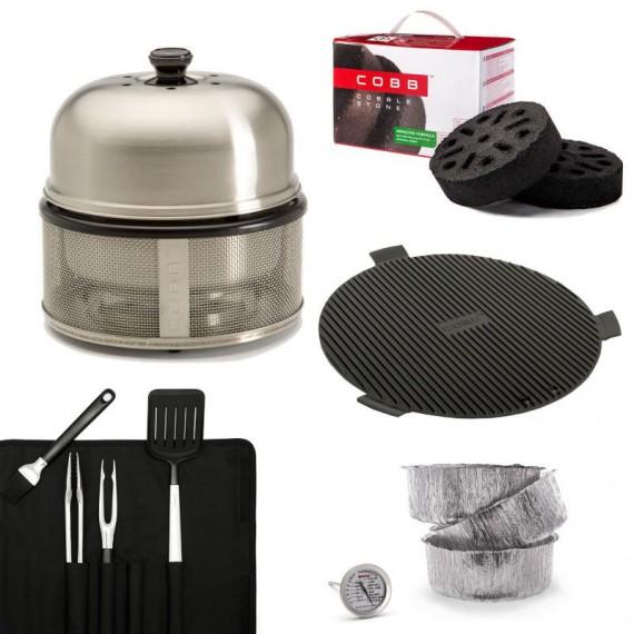 Starter pack : le barbecue et ses accessoires indispensables