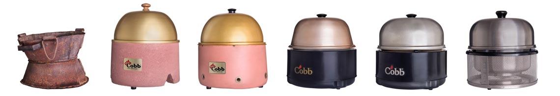 L'histoire du Cobb en image